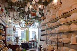 Marinus Licht, lampenwinkel te Utrecht voor antieke-, klassieke- en ...