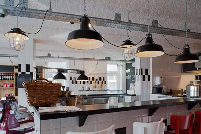 Gebruikte Industriele Lampen : Marinus licht diversen geëmailleerde industriële hanglampen