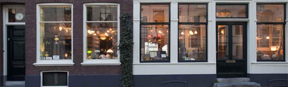 marinus licht lampenwinkel in de lange nieuwstraat 75 73 in utrecht